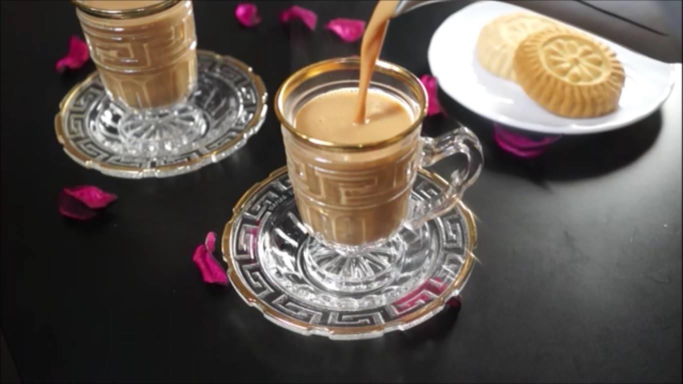 طريقة الشاى الكرك الطريقة الهندية أحلي نوجه