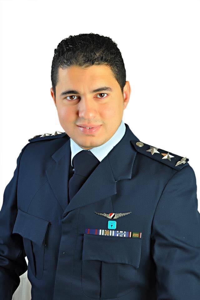 الشهيد طيار احمد محمد أبو العطا