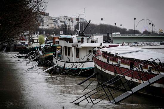 باريس تغرق فى الفيضانات وإجلاء المئات من منازلهم 58636-فيضانات.jpg