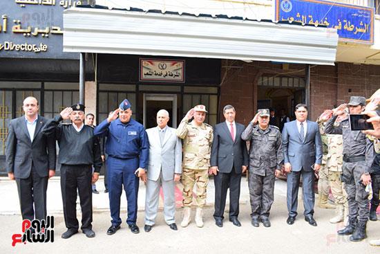 محافظات مصر تحتفل بالذكرى 66 لعيد الشرطة