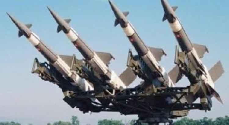 صواريخ الرماح