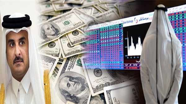 أموال قطر