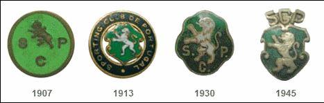 تطور شعار نادى سبورتنج لشبونة