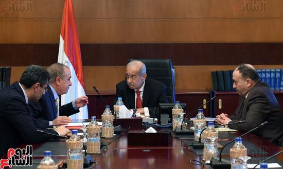 شريف اسماعيل رئيس الوزراء ووزير التنميه (2)