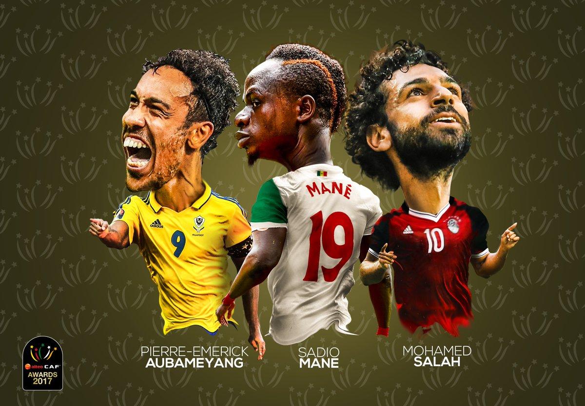 محمد صلاح ينافس على جائزة أفضل لاعب فى أفريقيا
