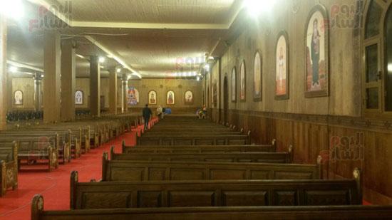 كنيسة العاصمة الإدارية الجديدة (8)