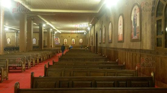 كنيسة العاصمة الإدارية الجديدة (5)