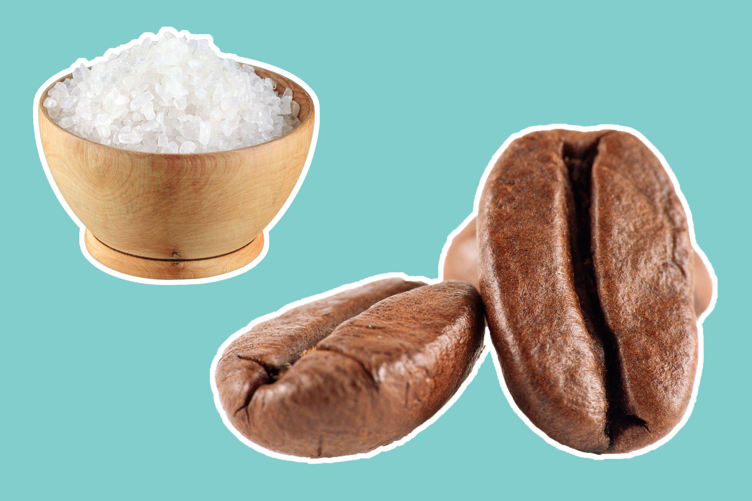 الملح والقهوة