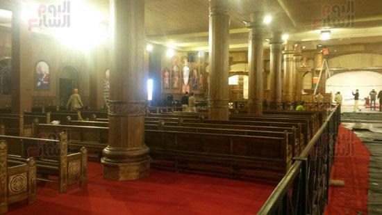 كنيسة العاصمة الإدارية الجديدة (3)