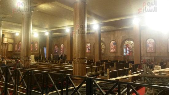 كنيسة العاصمة الإدارية الجديدة (10)