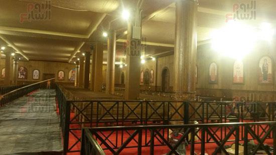 كنيسة العاصمة الإدارية الجديدة (1)
