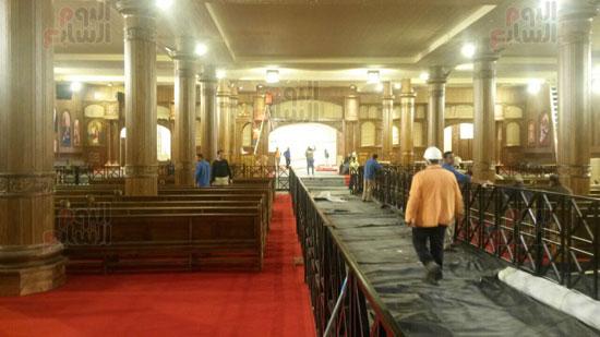 كنيسة العاصمة الإدارية الجديدة (6)