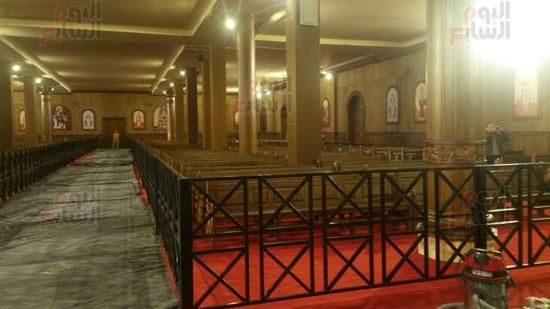 كنيسة العاصمة الإدارية الجديدة (2)
