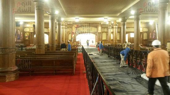 كنيسة العاصمة الإدارية الجديدة (4)