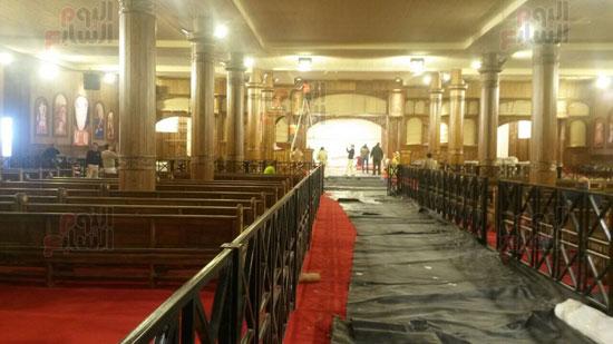 كنيسة العاصمة الإدارية الجديدة (11)