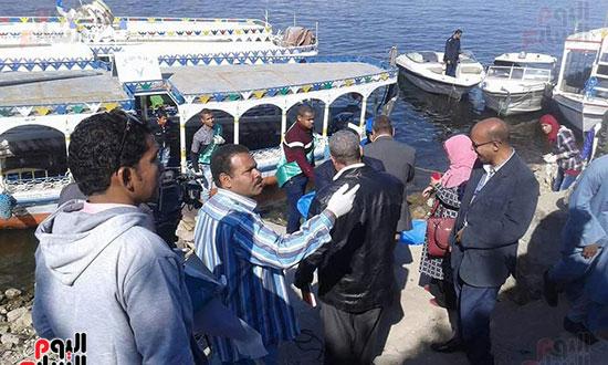 القيادات المجتمعية خلال المشاركة بالمبادرة