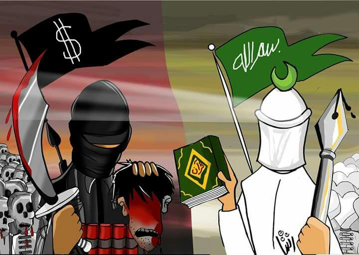 فنانة الكاريكاتير رشا مهدى