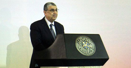 الدكتور-محمد-شاكر-وزير-الكهرباء