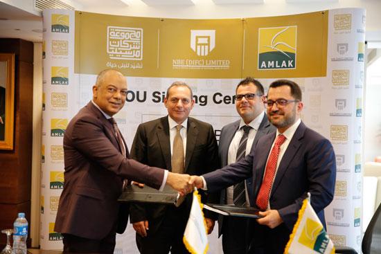 مجموعة-شركات-مرسيليا-توقع-مذكرة-تفاهم-مع-أملاك-الإماراتية-لتطوير-احدث-مشروعاتها-بالقاهرة-(4)
