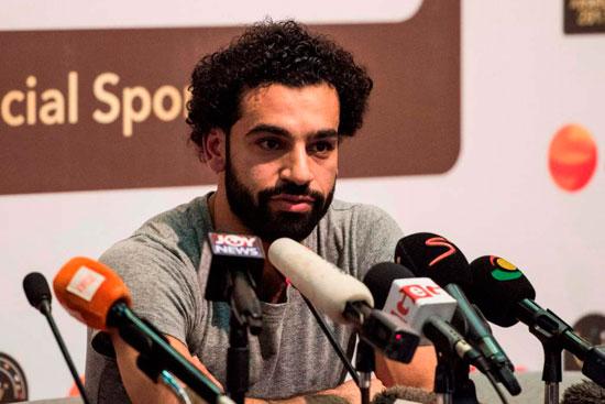 محمد صلاح احسن لاعب فى افريقيا