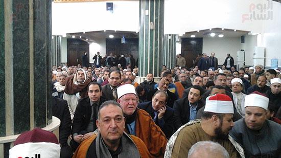 صور وزيرا الأوقاف والتموين يفتتحان مسجدًا بالشرقية (4)