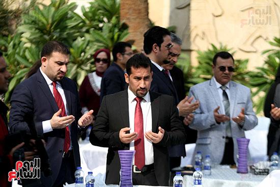 احتفالية السفارة العراقية فى مصر بعيد النصر