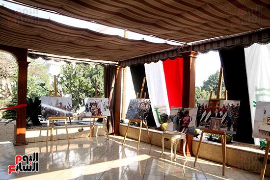 معرض صور فى احتفالية سفارة العراق بمصر