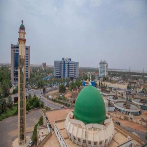 مسجد فى السودان