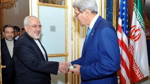 مفاوضات إيران مع الغرب بخصوص برنامجها النووى
