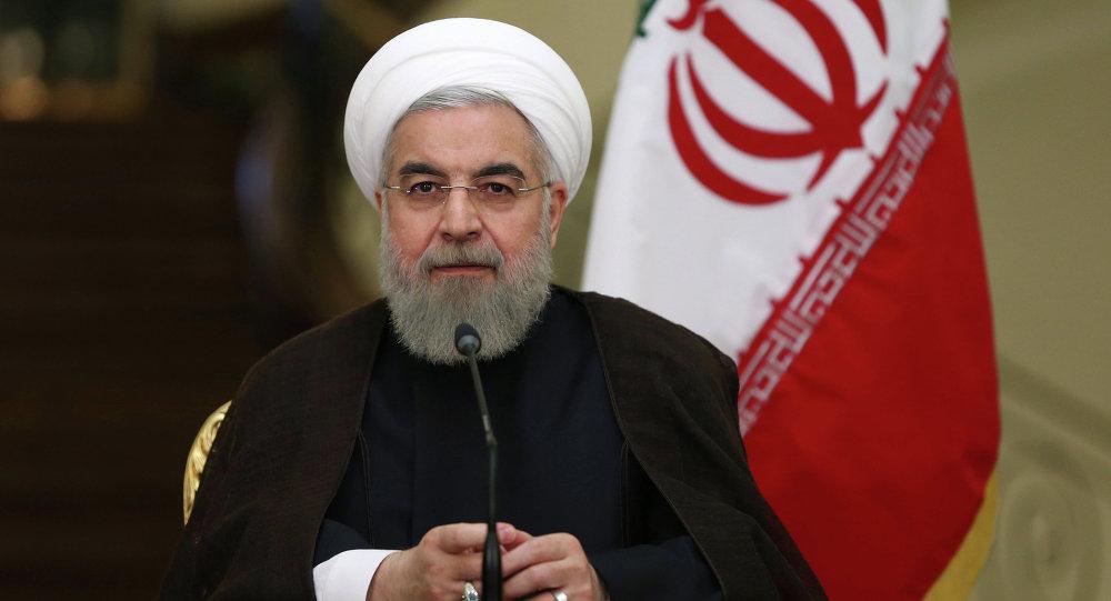 الرئيس حسن روحانى