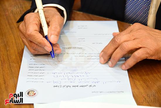 الدكتور على عبد العال رئيس البرلمان (2)
