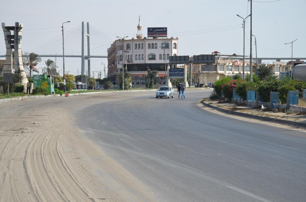 اللواء حمدى عثمان يوافق على إقامة كوبرى علوى على الطريق السريع الاسماعيلية – بورسعيد (3)
