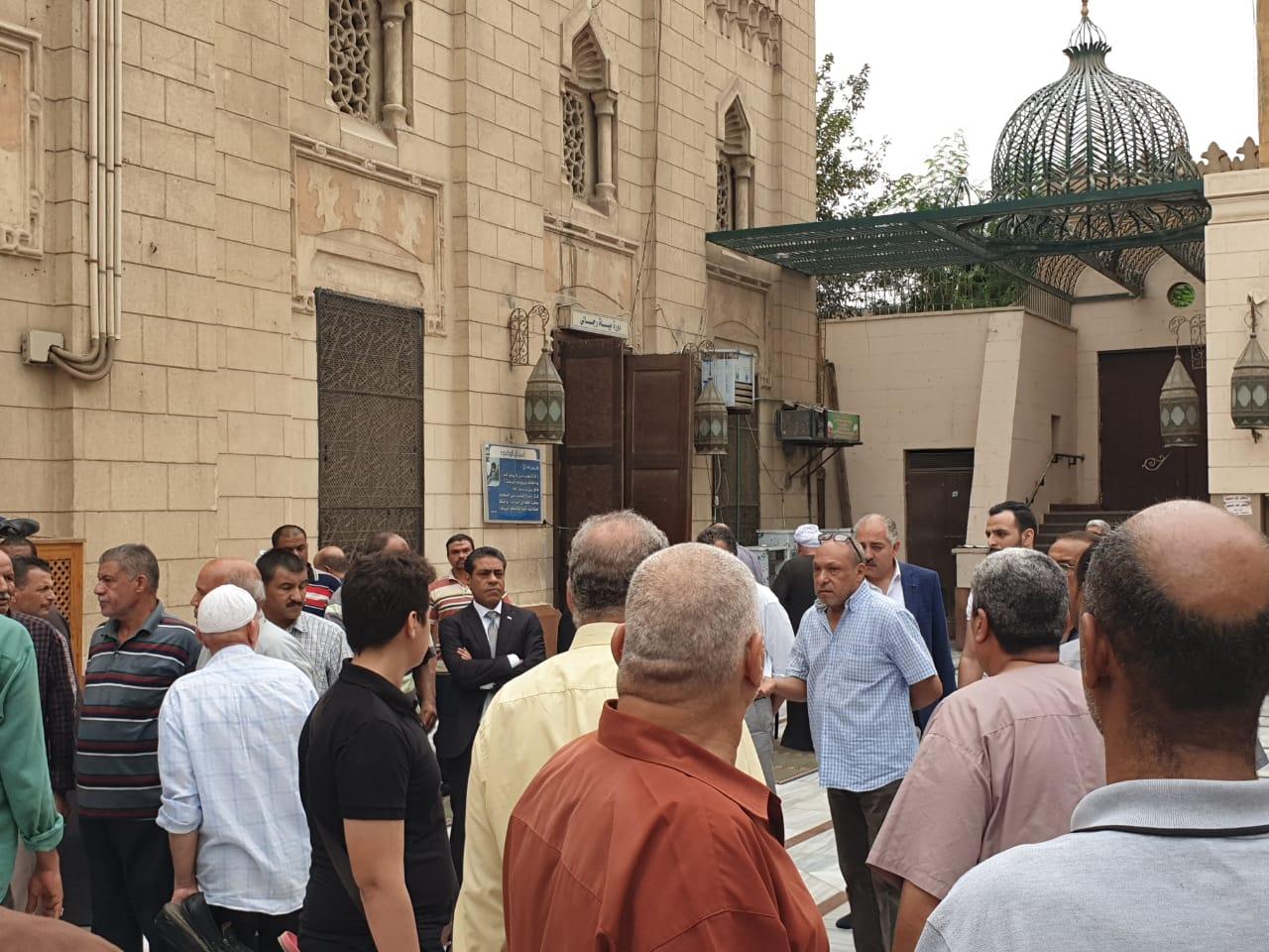جنازة صفوت عبد الحليم