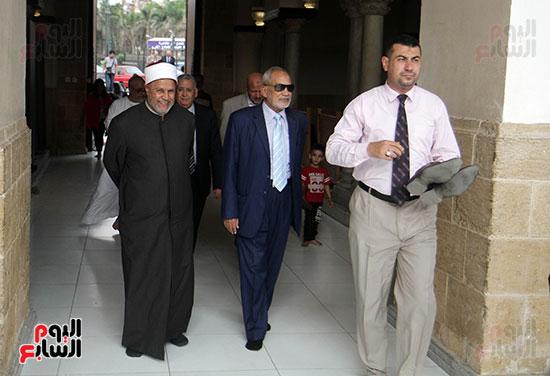 صور جنازة الدكتور طه أبو كريشة (1)