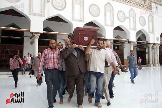 صور جنازة الدكتور طه أبو كريشة (15)