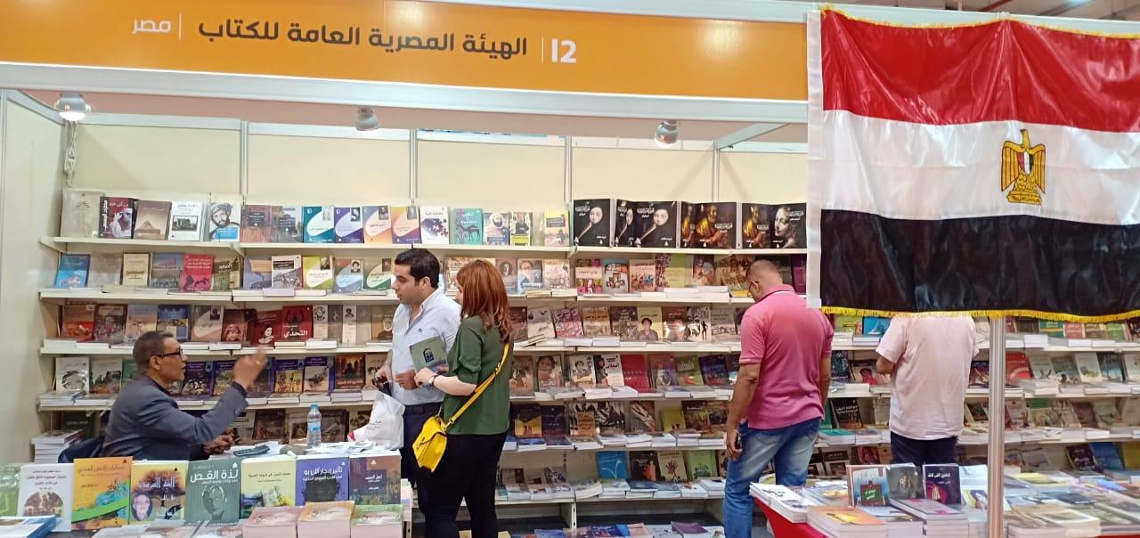 مشاركة هيئة الكتاب فى معرض اربيل (2)
