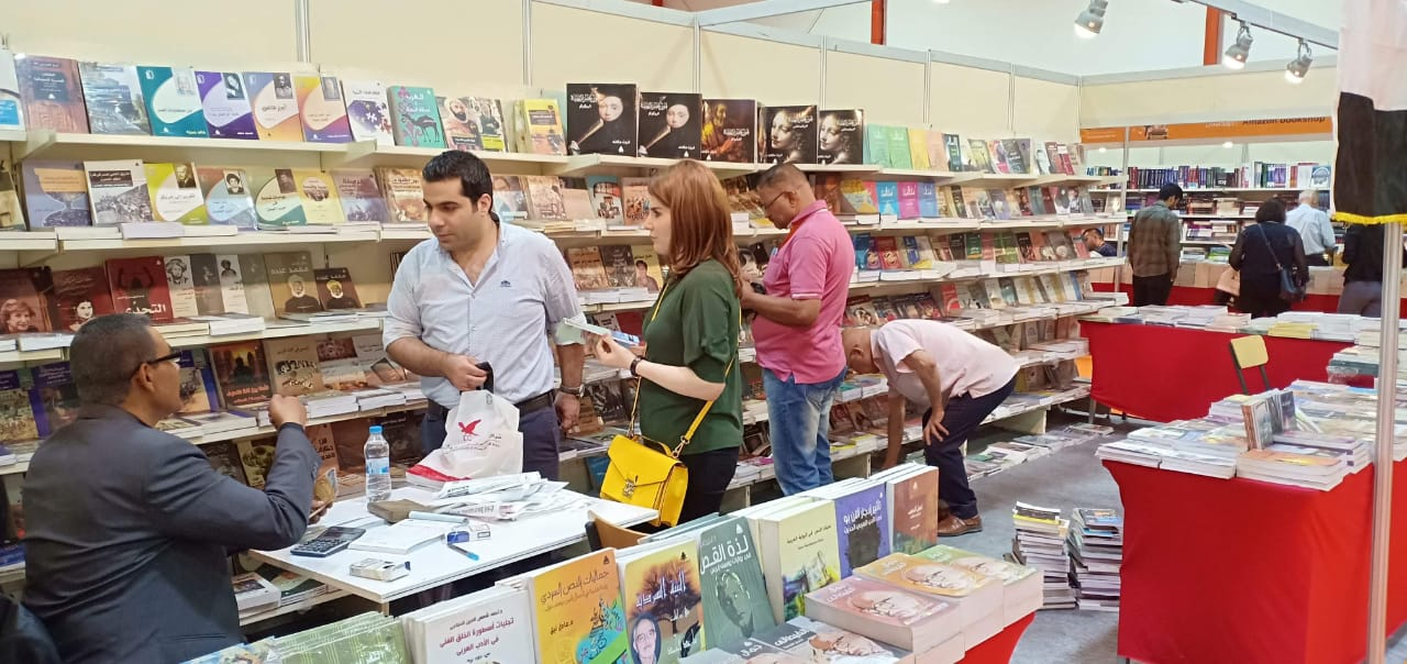 مشاركة هيئة الكتاب فى معرض اربيل (3)