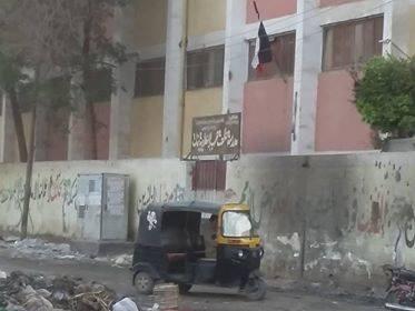 القمامة تحاصر مدارس شبرا الخيمة