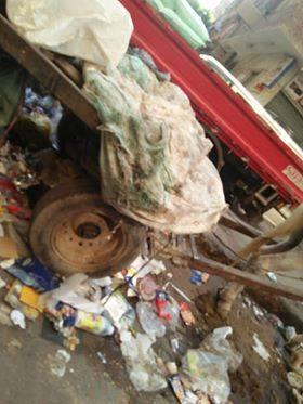 القمامة فى شوارع عين شمس  (3)