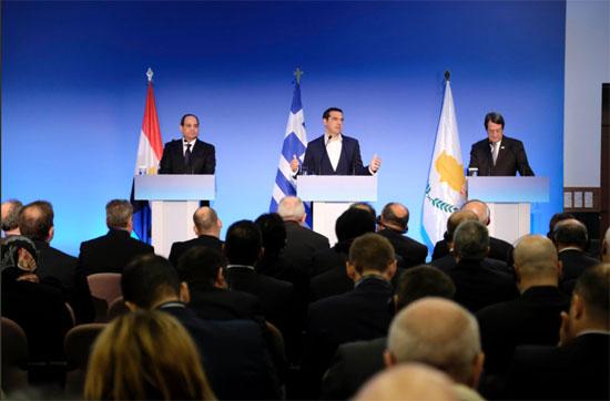 القمة-الثلاثية-بين-زعماء-مصر-وقبرص-واليونان،-(2)