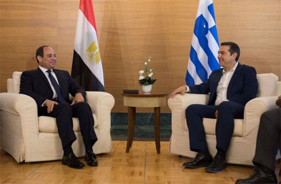القمة-الثلاثية-بين-زعماء-مصر-وقبرص-واليونان،-(3)