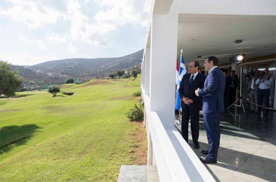 القمة-الثلاثية-بين-زعماء-مصر-وقبرص-واليونان،-(4)
