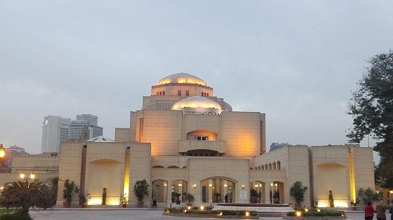 Cairo_Opera_House_at_evening_05