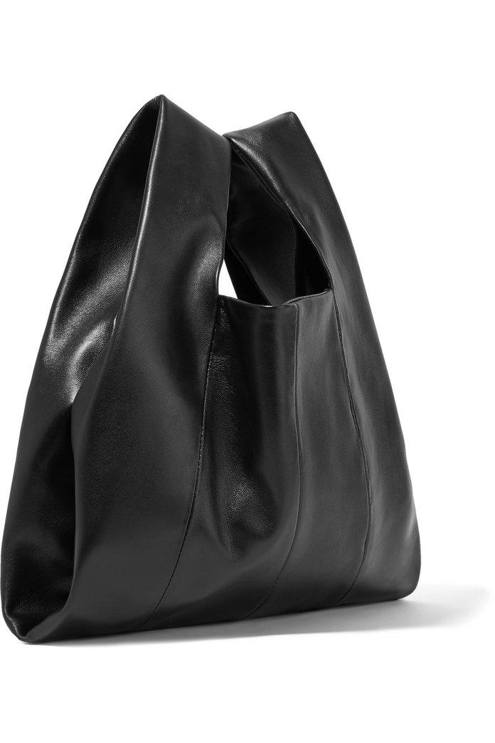 حقيبة تشبه لاستيك