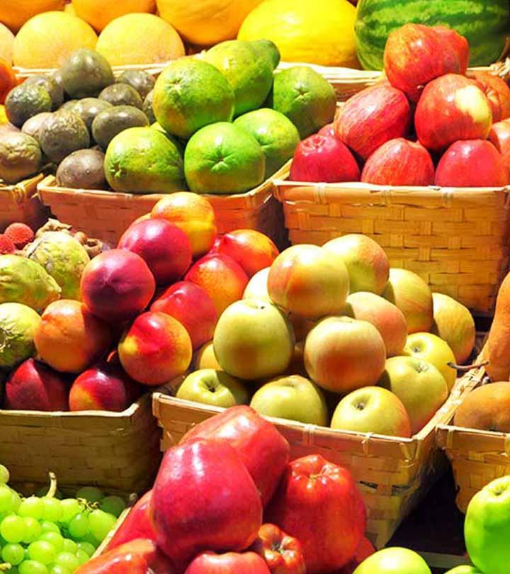 أنواع من الفاكهة تساعدك على حرق الدهون