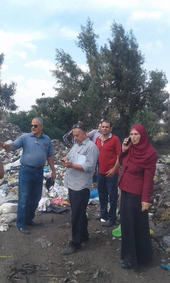 حل ازمة القمامة  (3)
