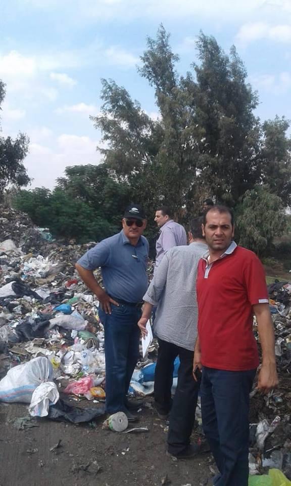 حل ازمة القمامة  (1)