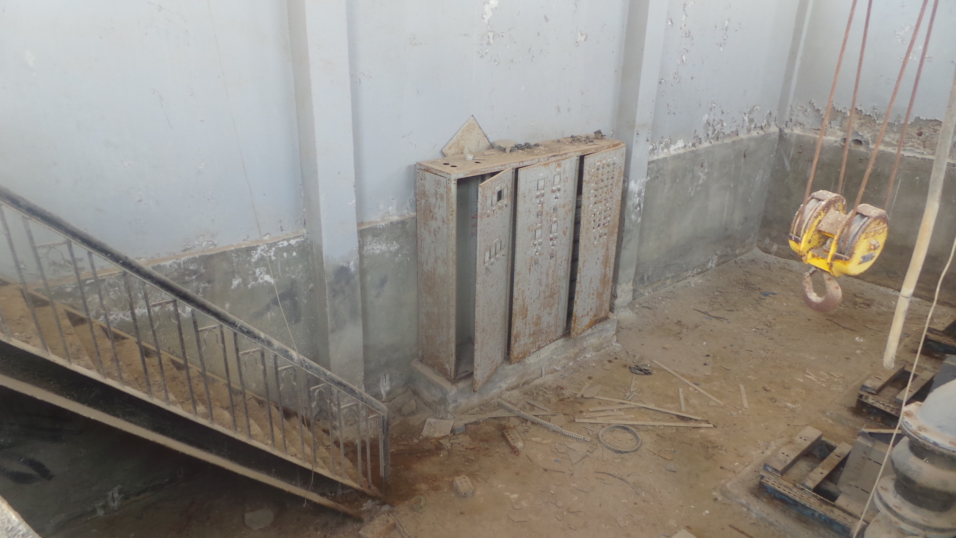 محطة  الصرف بجمصة منطقة 15 مايو  (9)