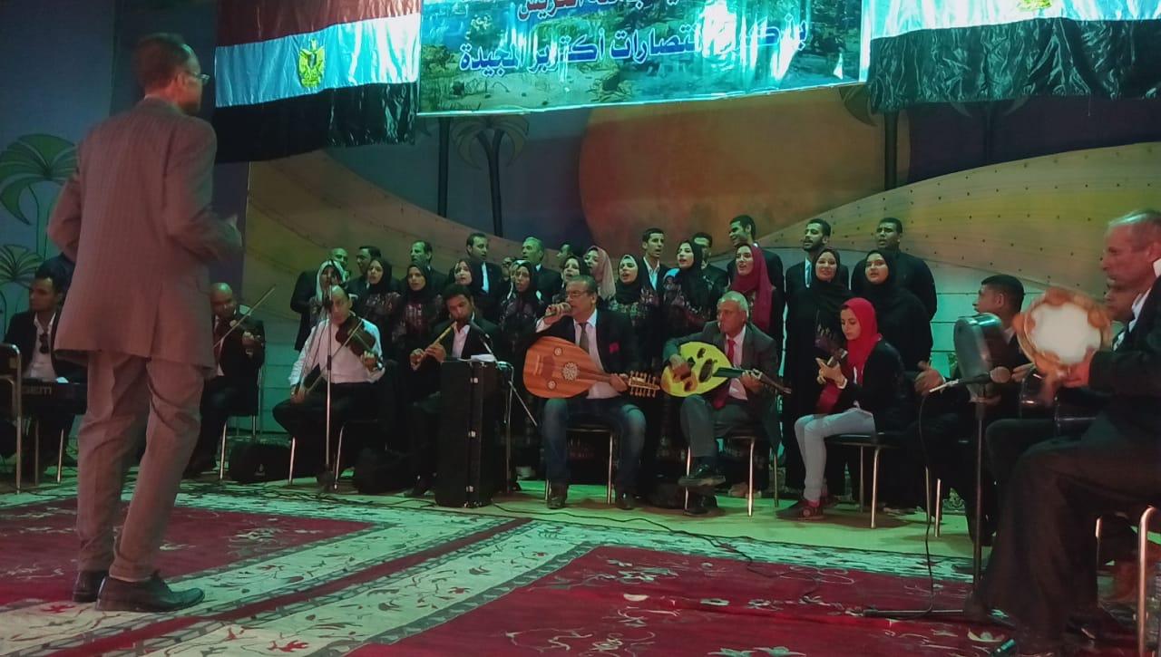 عواض  والسعيد  يشهد حفل المركز الثقافى بطنطا (8)