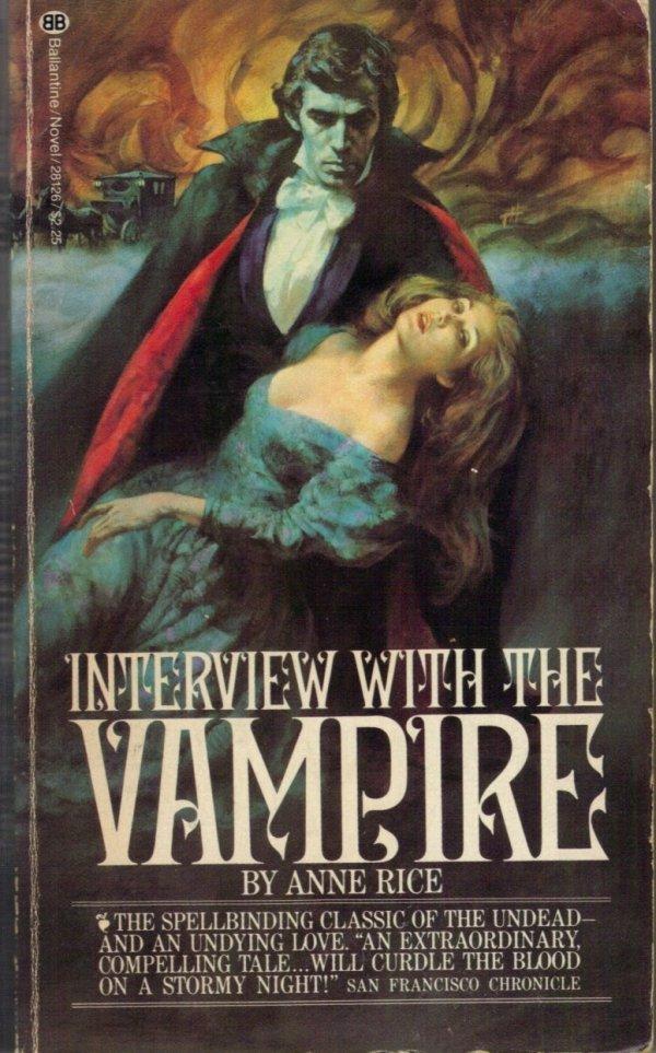 مقابلة مع مصاص الدماء
